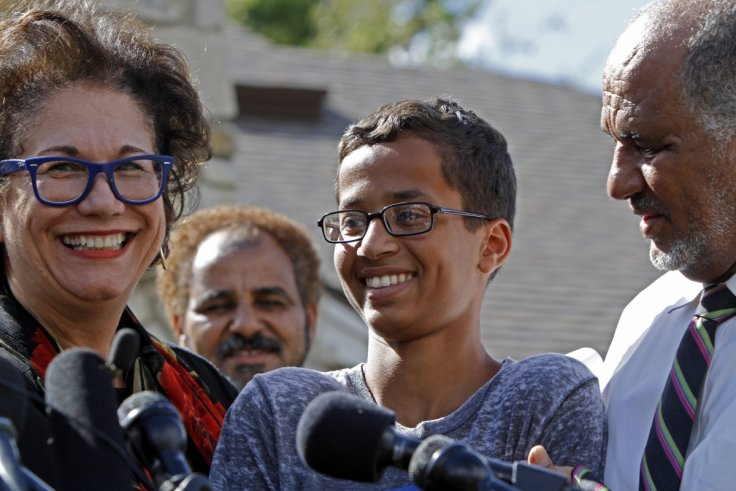 Poor 'Clock Boy' Ahmed Traumatized by Celebrity and Free Travel