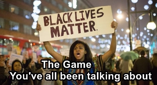 Black Lives Matter Game For Wii Out Just in Time For Christmas