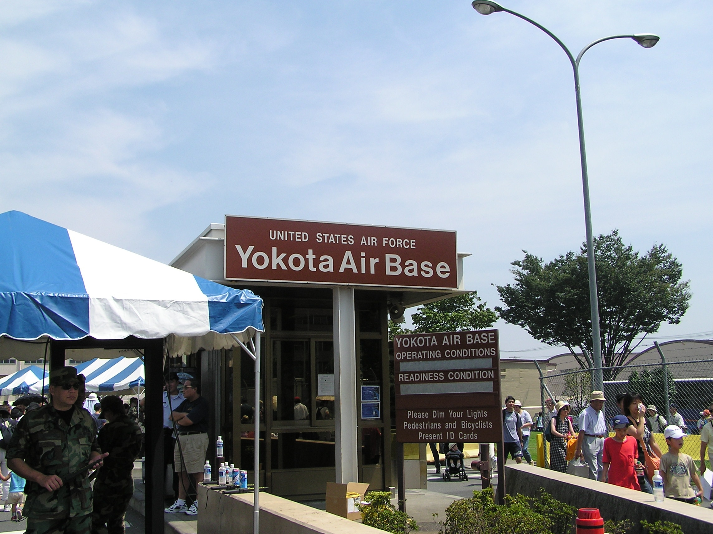 Suspicious Package At Yokota Air Base Uncle Sams Misguided Children - Us Air Force Bases In Japan Map