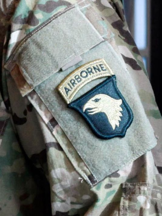 Army Rescinds Order To Remove Combat Patches