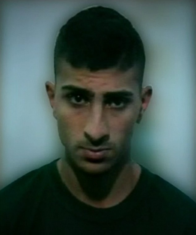isis cellmate