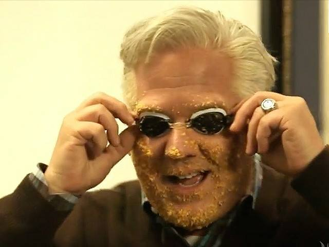 Will Glenn Beck Need Rehab for Cheetos Addiction?