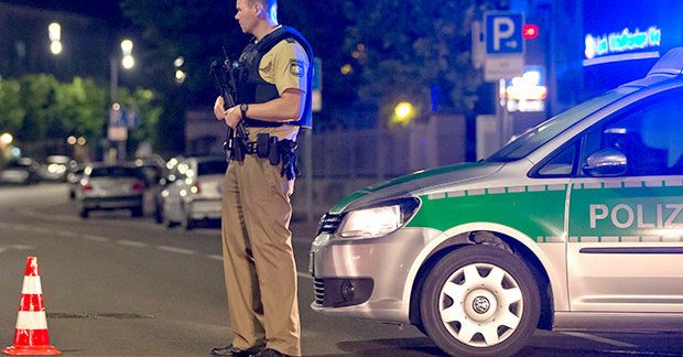 Suicide Bomber Detonates Device in Ansbach, Germany- Multiple Injured