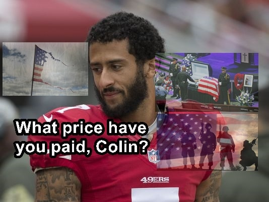 Colin Kaepernick and the National Anthem
