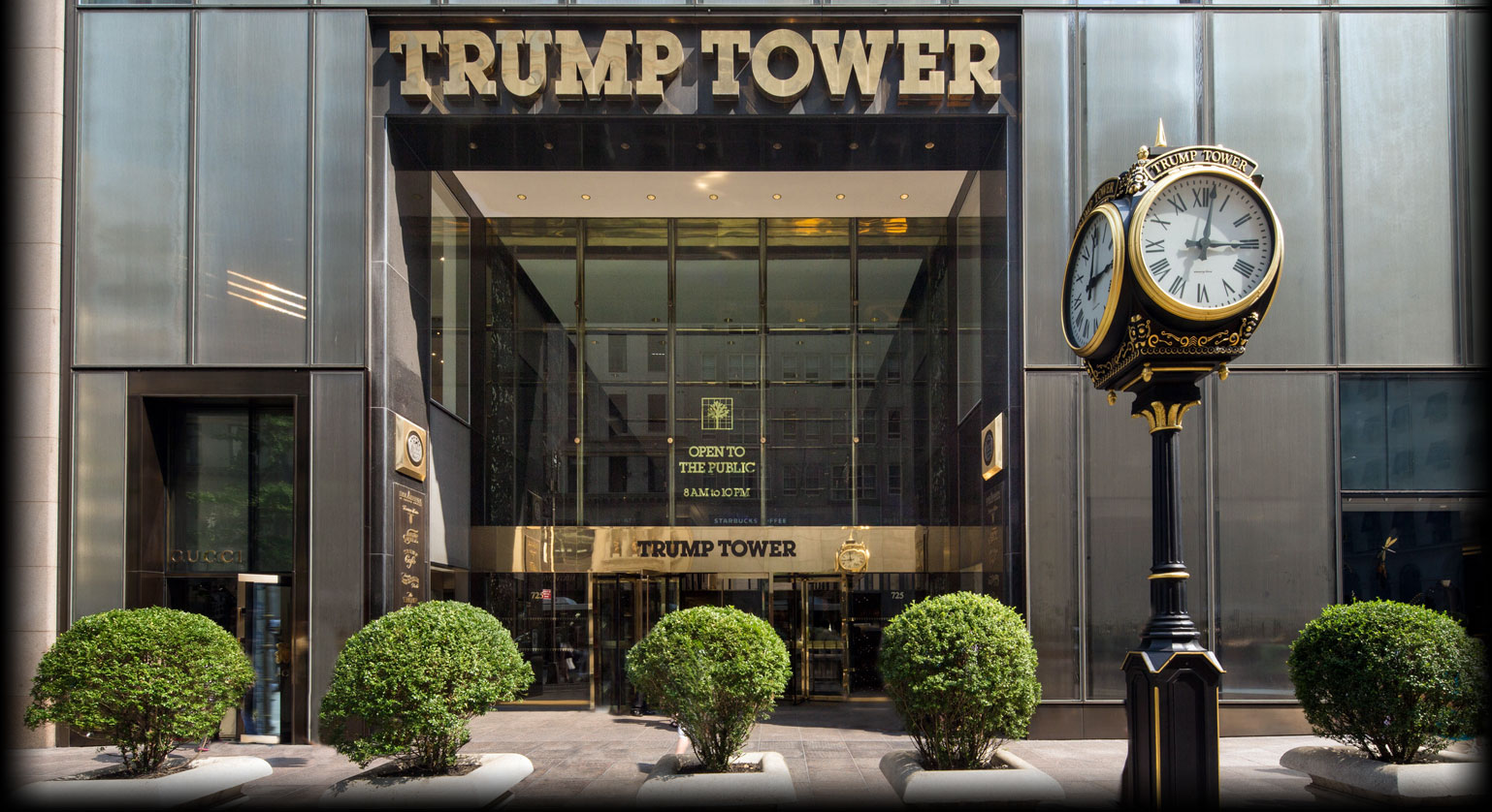 Armed Man Arrested at Trump Tower