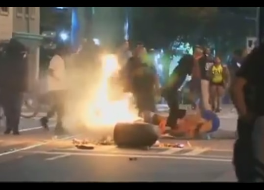 Charlotte: Not protests, just Riots, Looting, Violence