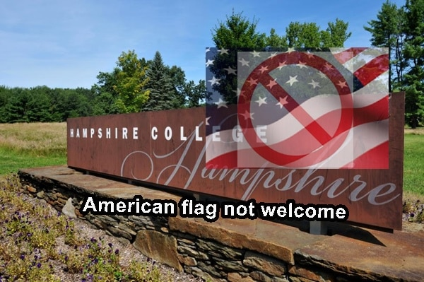 College Stops Flying American Flag Entirely