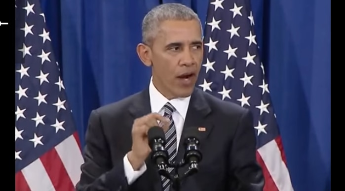 Fake News- POTUS claims no foreign terrorist attacks in US in 8 years