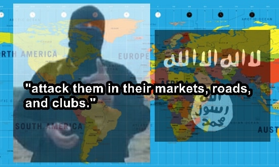 """New ISIS Spokesman Promises More Attacks: """"You Will Remember What I Tell You"""""""