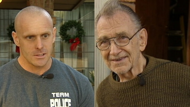 Band of Brothers – Marine Veteran Helps a Lost Marine