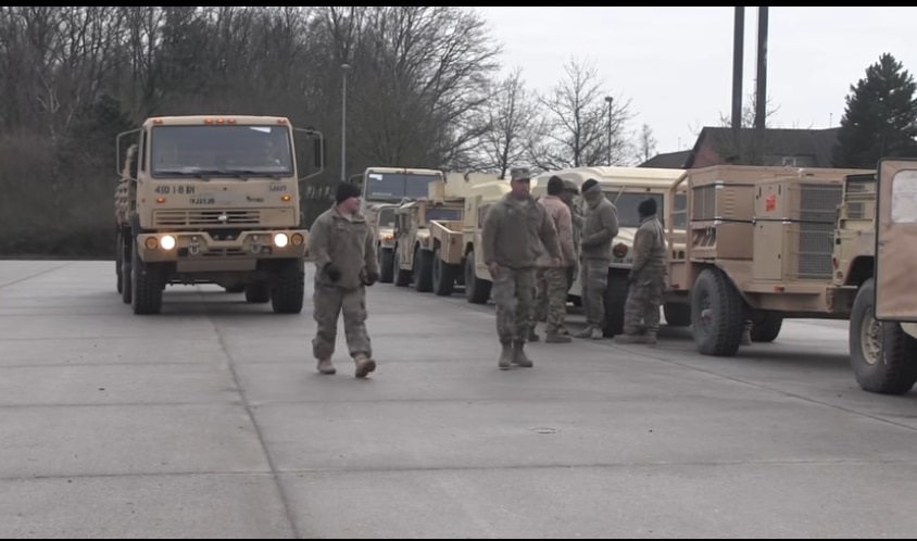 Troop Deployment to Poland and Russia's Ire