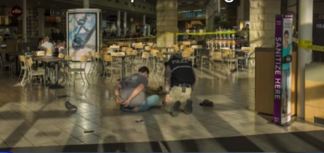 Citizen Stops Stabbing at Alderwood Mall…With a Chokehold