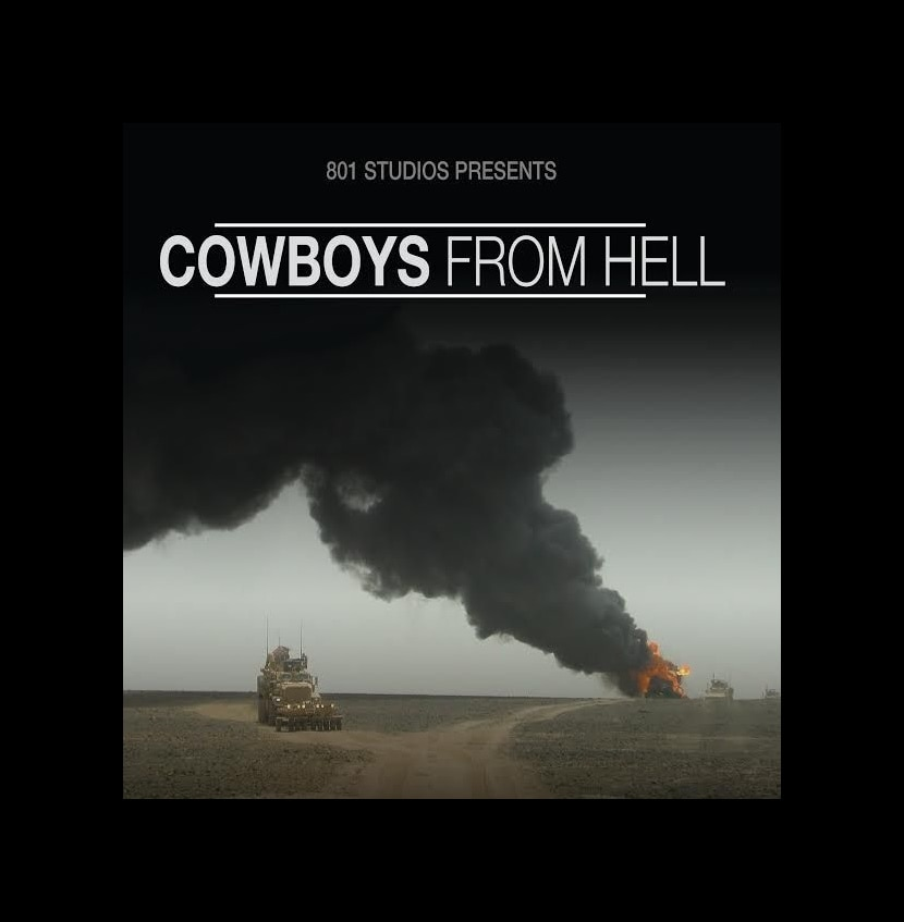 Cowboys From Hell – Documentary on US Marines in Helmand Province