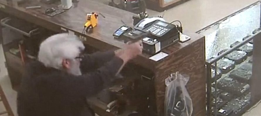 Gun Store Robbery Ends Badly for Not-so-smart Robbers