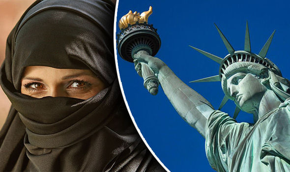 Media Lie: Statue of Liberty Meant to be Muslim Woman