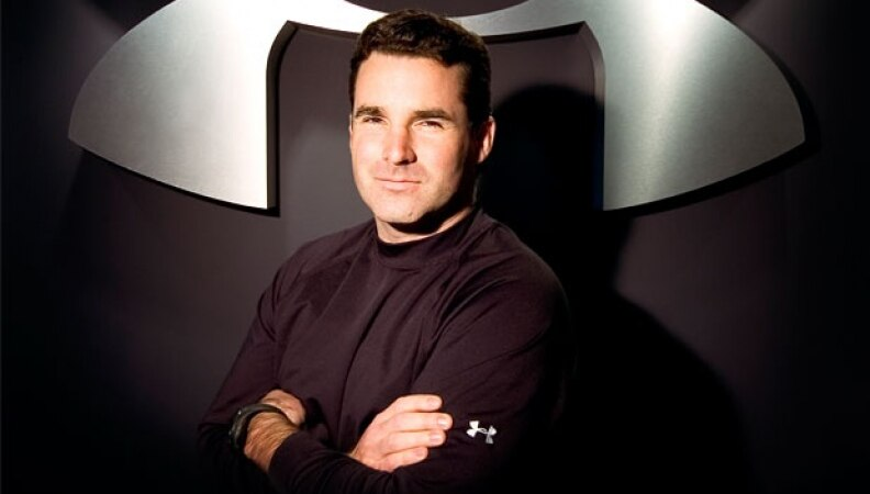 Under Armour CEO Hammered by Lefties for Saying Trump is an Asset to business