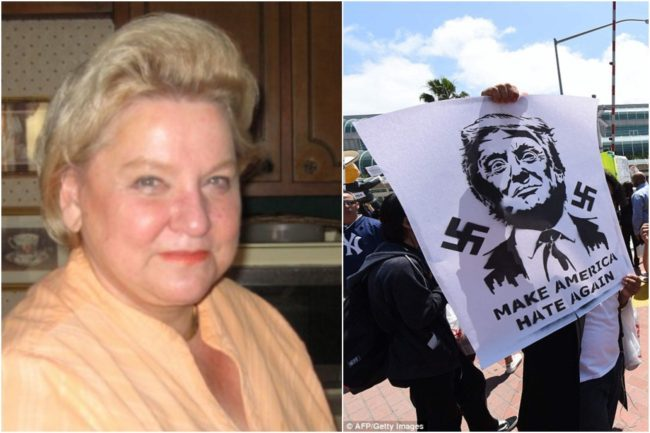 Lady Raised in Nazi Germany: Trump is not like Hitler
