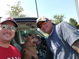 OPERATION BANDIT – AN ABANDONED SERVICE DOG COMES HOME