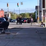 baltimore shooting