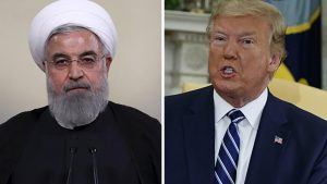 rouhani threatened