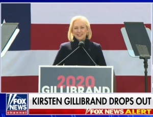 kirsten gillibrand drops out