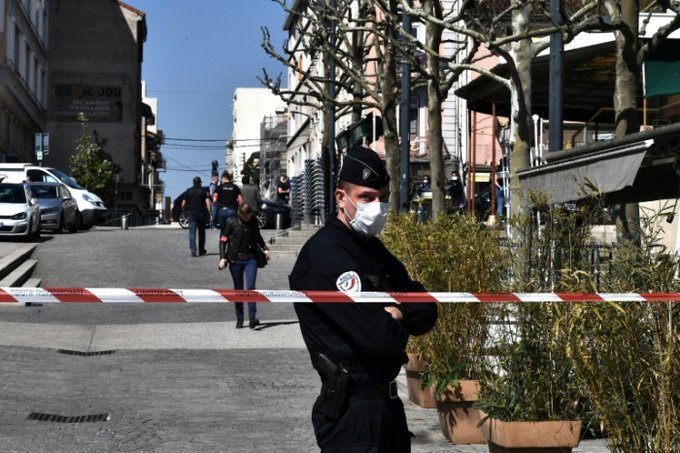 Terror Stabbing in Romans-sur-Isere, France - Police Arrest 3 Sudanese - Uncle Sam's Misguided Children