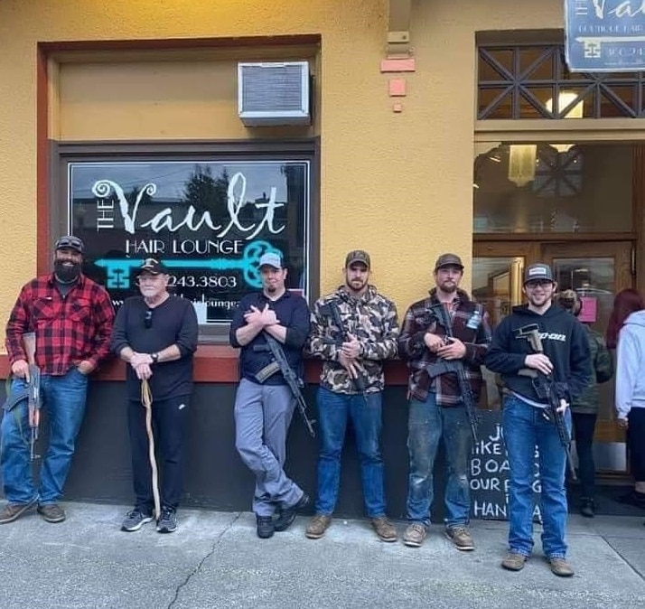 Coeur d'Alene, Idaho: Armed Citizens Protect Community - Uncle ...