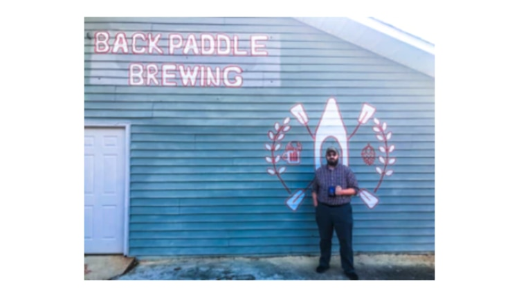 back paddle brewing