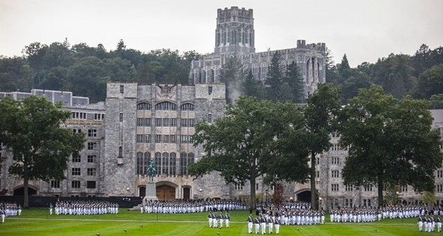 crticial race theory at west point