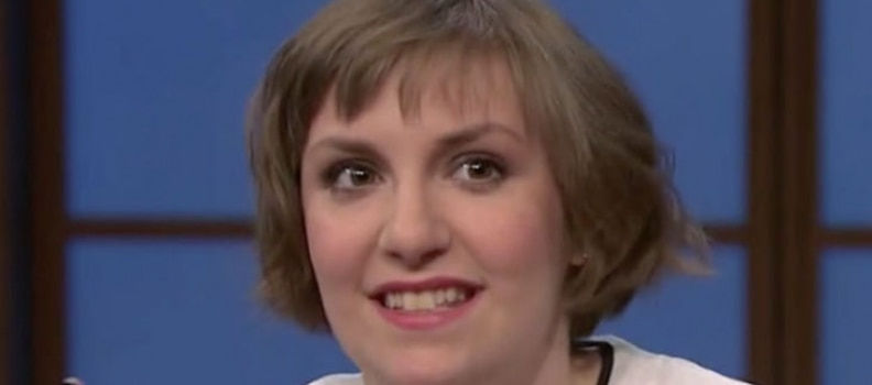 Immorality Queen Lena Dunham Wishes Trump Women Were Smarter