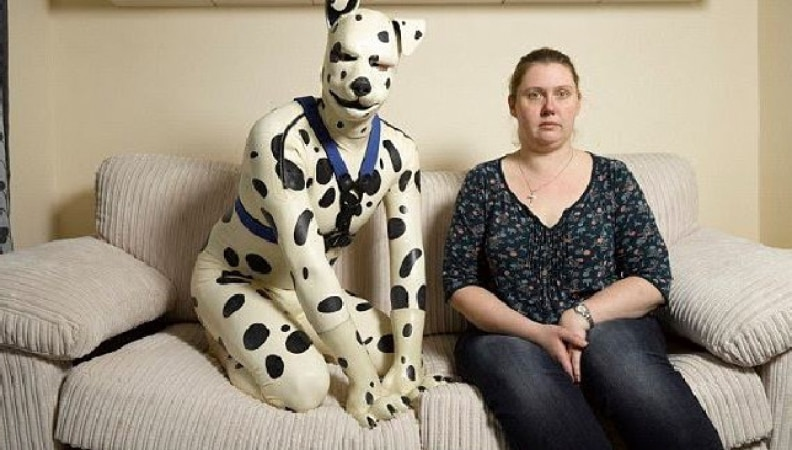 'Human Pups' Fetish in England Proves Some Men Should be Put Down