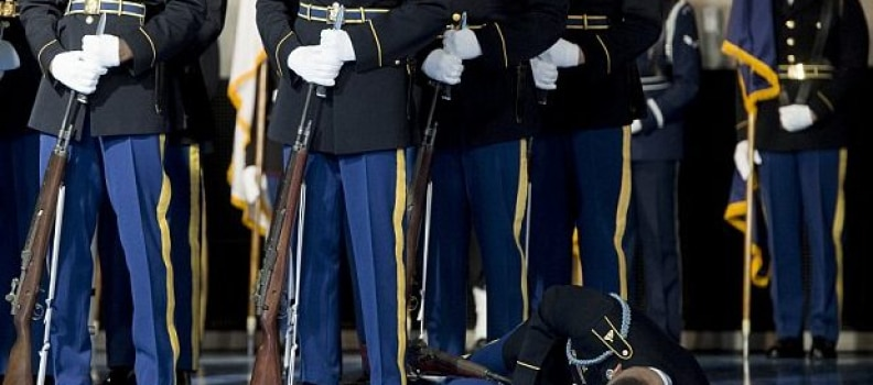 Military Member Becomes Casualty of Obama Farewell Speech