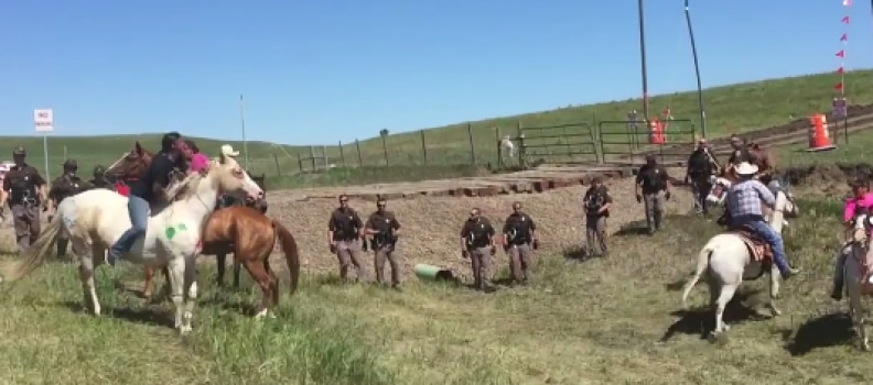Dakota Access Pipeline and Standing Rock Sioux Protest