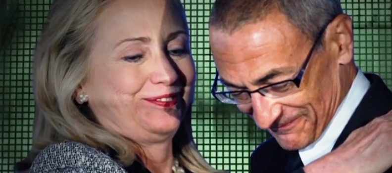 John Podesta's Left-Wing Empire – Money, Power, Connections