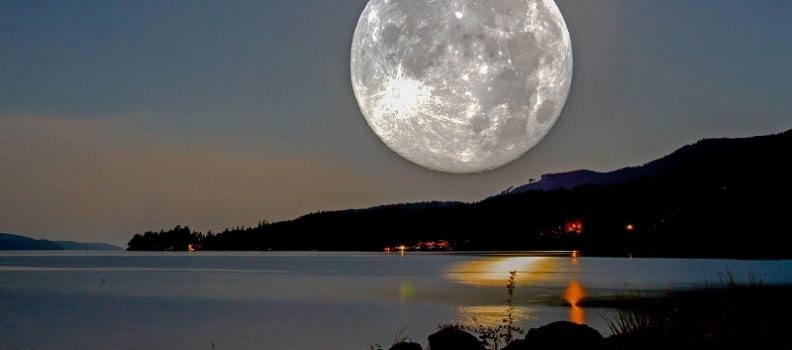 """Supermoon"" To Move Across The Skies After 69 Years"