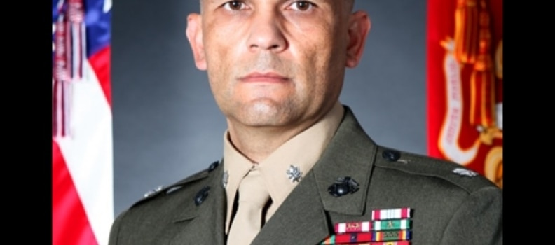 "Marine Commander – ""You've got to crush their nuts…"""