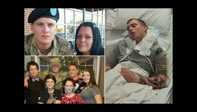 Soldier Severely Beaten After Mummers Parade