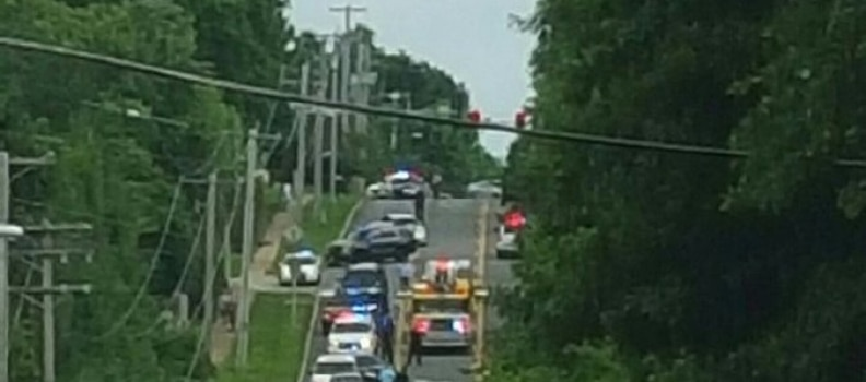 Officer Shot During Traffic stop in Ballwin, MO