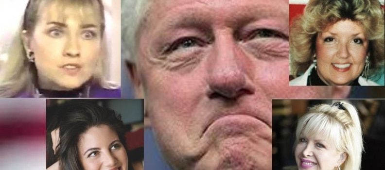 """The Clintons are """"not good people"""""""