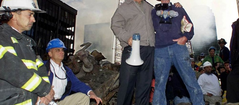 9-11 – The people who knocked those buildings down will hear all of us soon.