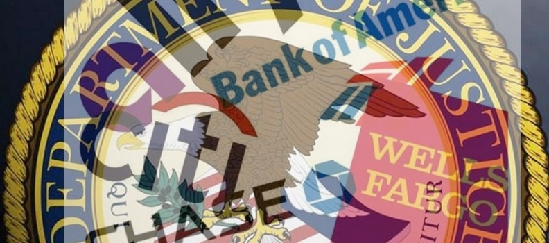 DOJ Extortion of Banks to Fund Leftists