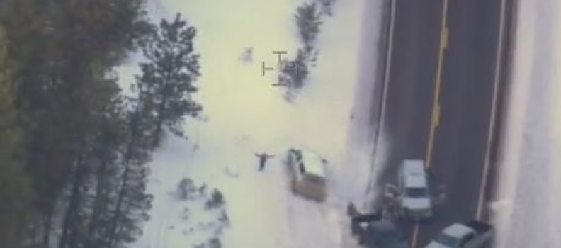 Former deputy sheriff to Steve Quayle: Lavoy Finicum tased, murdered 'for sure'