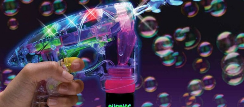 School suspends 5 year old girl for having this bubble maker