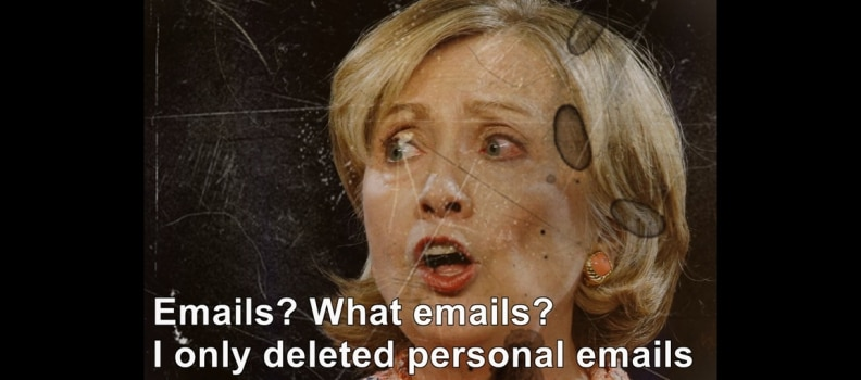 Hillary's Benghazi Emails Just Keep Coming