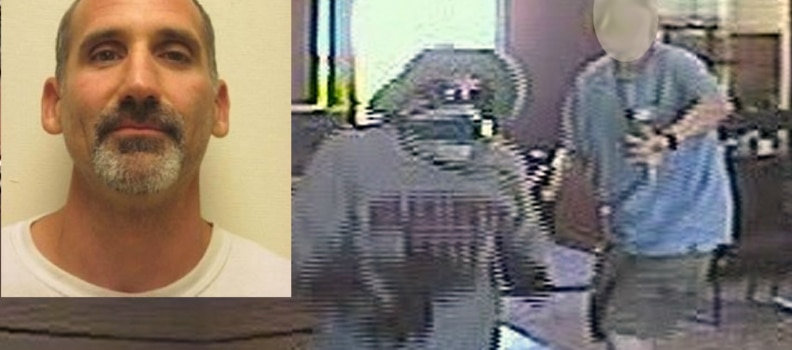 Bank Robber Had to Call Mommy After Bystander Shot Him