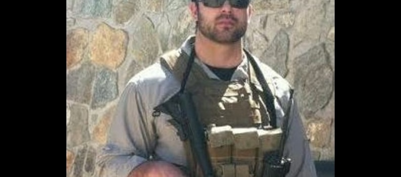 """Jeremy Kauwe, 3/7 Sniper – """"We got blown up and shot at a lot"""""""