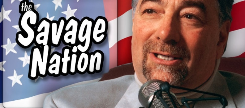 Michael Savage Yanked Off the Air After Discussing Hillary's Health