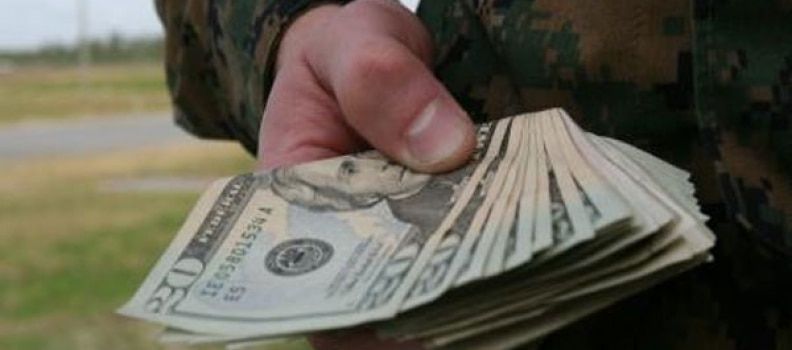 NDAA Increases Troop Pay; Changes in TriCare are coming