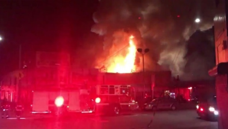 36 Bodies Found In Oakland Warehouse Fire