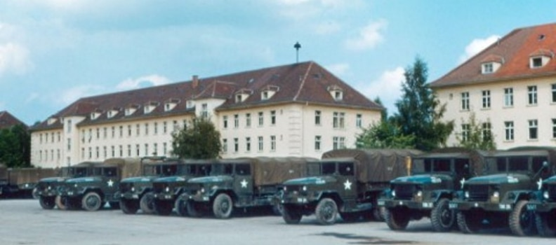 Weapons Stolen from Stuttgart Area Military Base
